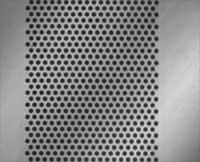 Sieve surface in detail
