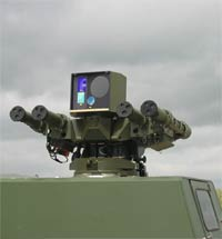 Missile Launcher - Thales