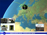 GOLIAT Romanian Nano-satellite Mission