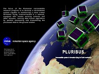ROSA PLURIBUS Nanosatellites in Formation Flying in a Networked Environment