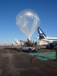Small High Altitude Balloon Launch