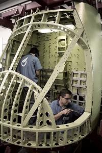 Aerostructures - Pilatus PC-12