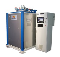 Compact Furnace for Nitriding Stainless Steel Actuators