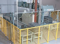 Automated Heat Treating Cell