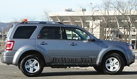 ByWire XGV - Drive-by-Wire Hybrid Escape with integrated safety and power