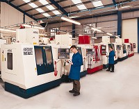 Our state-of-the-art manufacturing facility