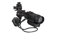TWS-37+HMD-640, Thermal Weapon Sight with Head Mounted Display