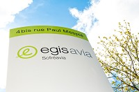 Egis Avia in Toulouse