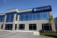 ECL new parts and logistics centre, Richmond, BC
