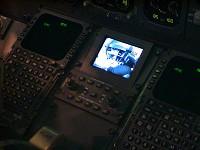 CabinVu Monitor Installed
