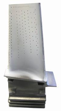 Chromalloy HPT blade CF680C2