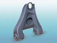 Control Arm of Hummer