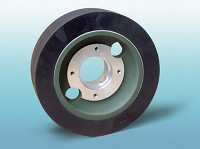Support Wheel for M-2 Bradley