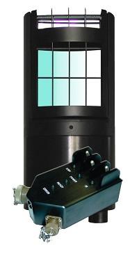3-12 microns vehicle mounted beacon