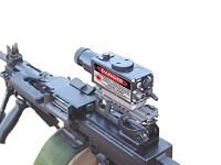 1.2W laser pointer/illuminator