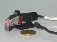 1W laser pointer for Gyro stabilized systems