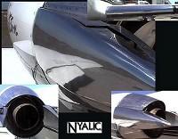 Nyalic keeps the metal shining
