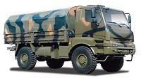 BMC 235-16 P (4x4) 5 Ton TWV