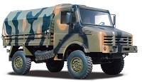 BMC 185-09 B (4x4) 2.5 Ton TWV