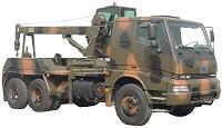 BMC 624 (6x2) 5 Ton Recovery Vehicle