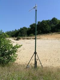FT-RM mast