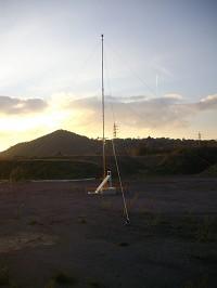 QT-mast