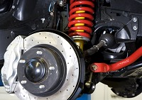 Specially Commissioned Suspension / Brake System