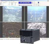 ENERTEC VS1500 airborne mission video/data recorder