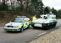 Repaircraft PLC S 2000 - The Worlds Fastest Tank !