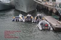 Stingray RIBS at Nato exercise