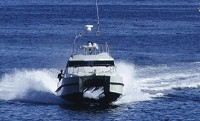 12m Cat Fast Patrolboat