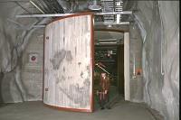 Temet Concrete Arc Door