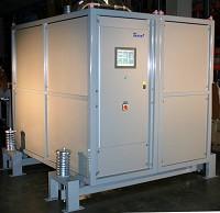 Temet ESL CO2 Regenerative CO2 Removal System