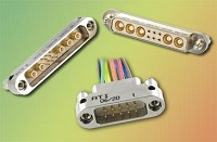2 mm pitch shielded connectors