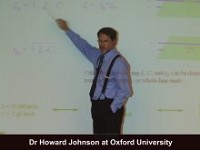 Dr Howard Johnson, author of High-Speed Digital Design at Oxford University