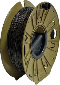 Ruslyn Cordwheel NSN 8130-66-153-3558 cable reel for the handling of WD-1A/TT ground communications cables and optical fibre
