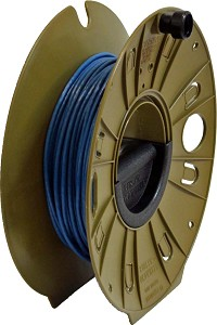 Ruslyn Cordwheel NSN 8130-66-153-3558 cable reel for the handling of Cat and data cables used in battlespace communications