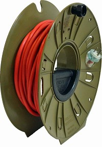 Ruslyn Cordwheel NSN 8130-66-153-3558 cable reel for the oh&s handling of power supply cables