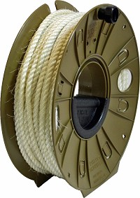 Ruslyn Cordwheel NSN 8130-66-153-3558 military reel for the handling of ropes