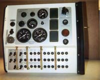 Electronics systems for military vehicles.
