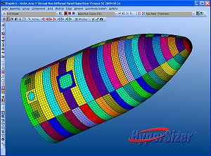 NASA Ares V Rocket Design Uses HyperSizer and Abaqus FEA