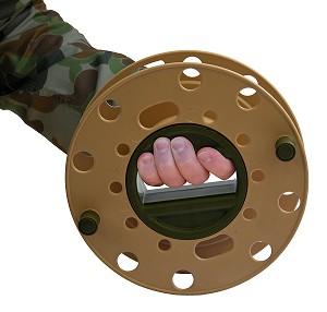 PACK REEL ENTERS U.S DEFENCE SERVICE