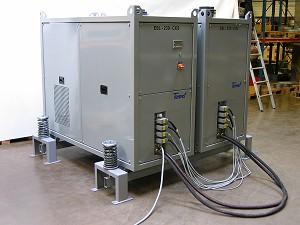 Temet's Regenerative Carbon Dioxide Filtration Unit