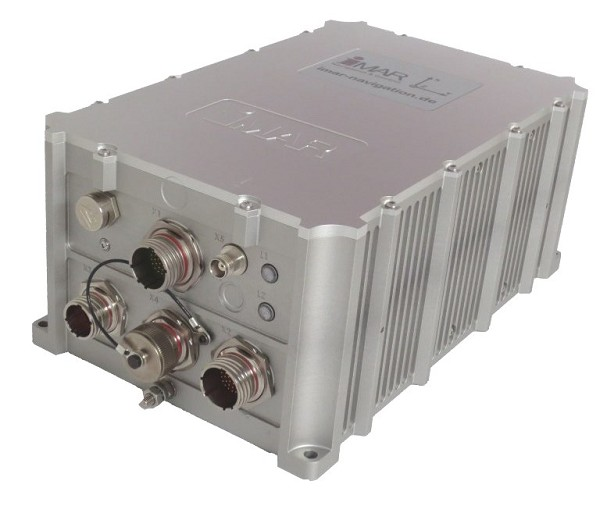 iNAT-RQT: Gyro Compassing  INS/GNSS  Inertial Surveying System by iMAR Navigation